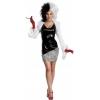 101 Dalmatians - Sassy Cruella Adult Costume